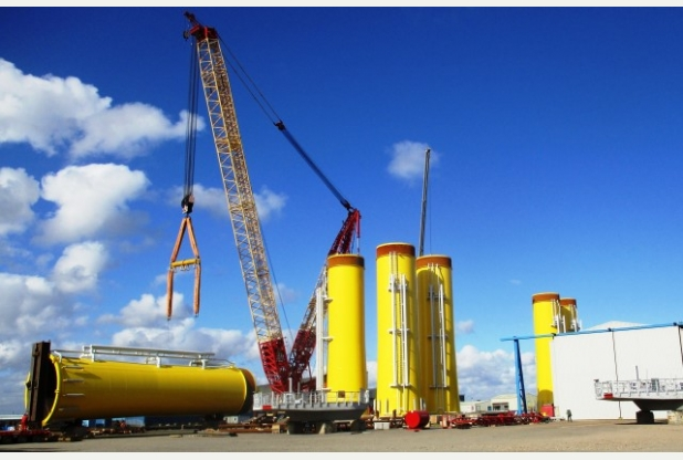 Dong Energy S Hornsea Project Ups Uk Content Further With