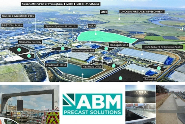 Concrete plans for 200 jobs and major heavy manufacturing in Scunthorpe